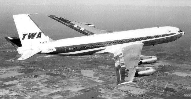 Jet Air Mail First Flights 1950