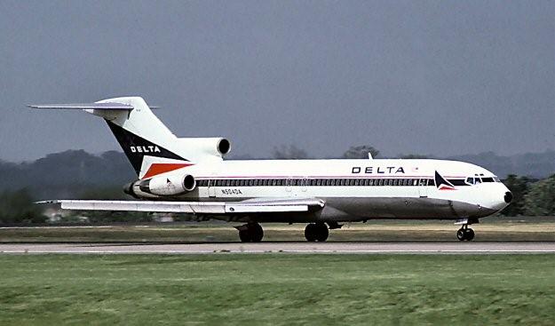 Jet Air Mail First Flights 1960