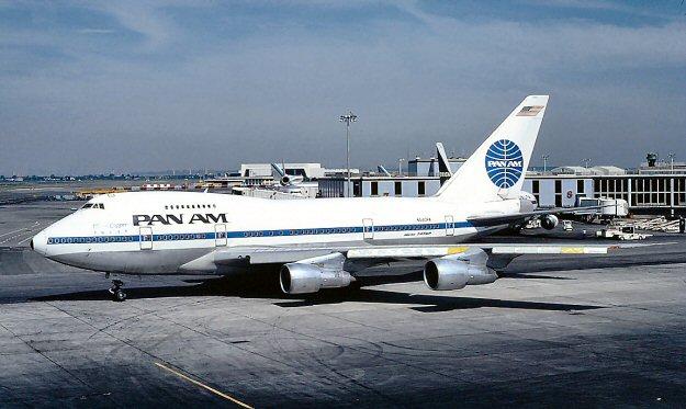 Jet Air Mail First Flights 1970