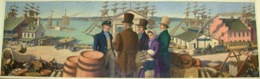 Philatelic History Of Wilmington Nc
